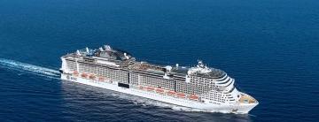 Crucero Civitavecchia,Naples,Palermo,Valletta,Genoa,Civitavecchia