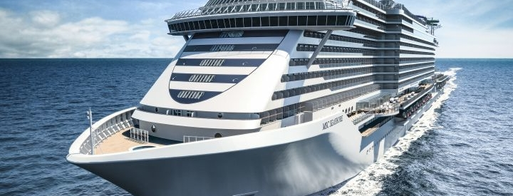 Imagen del barco MSC Seashore