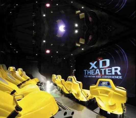 Imagen 4D Cinema