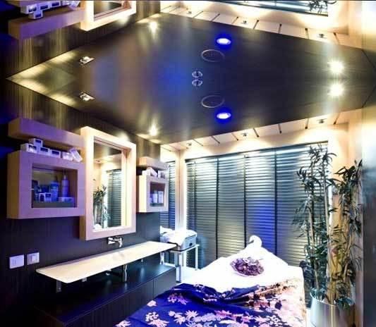 MSC Aurea SPA massage room
