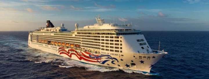 Imagen del barco Pride Of America