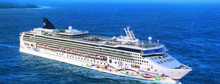 Imagen del barco Norwegian Star