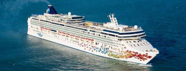 Imagen del barco Norwegian Gem