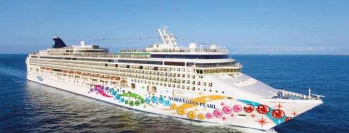 Imagen del barco Norwegian Pearl