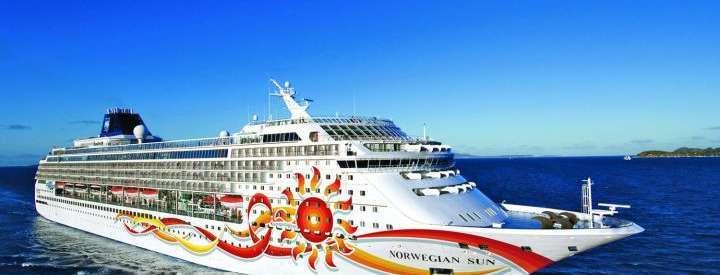 Imagen del barco Norwegian Sun