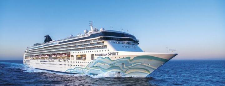 Imagen del barco Norwegian Spirit