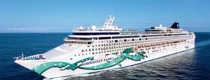 Imagen del barco Norwegian Jade