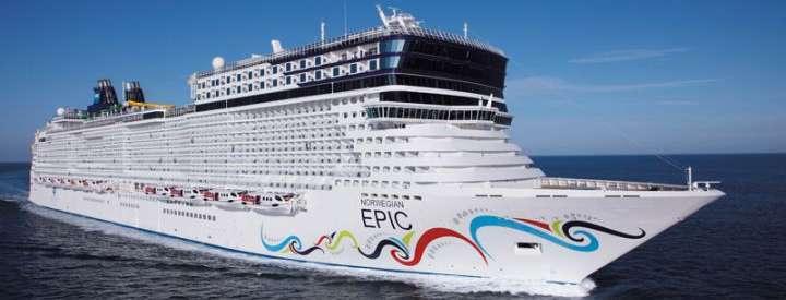 Imagen del barco Norwegian Epic