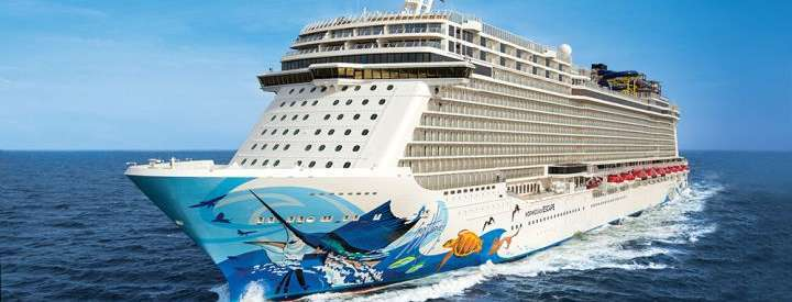 Imagen del barco Norwegian Escape