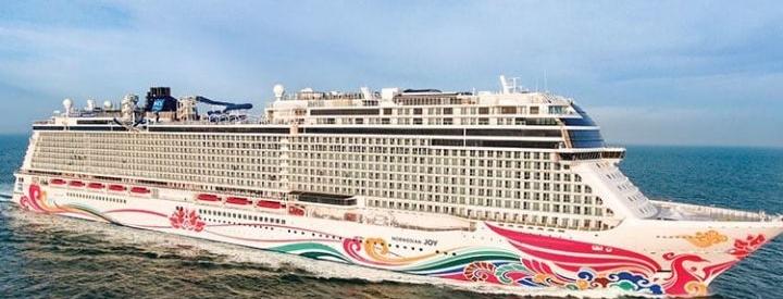Imagen del barco Norwegian Joy