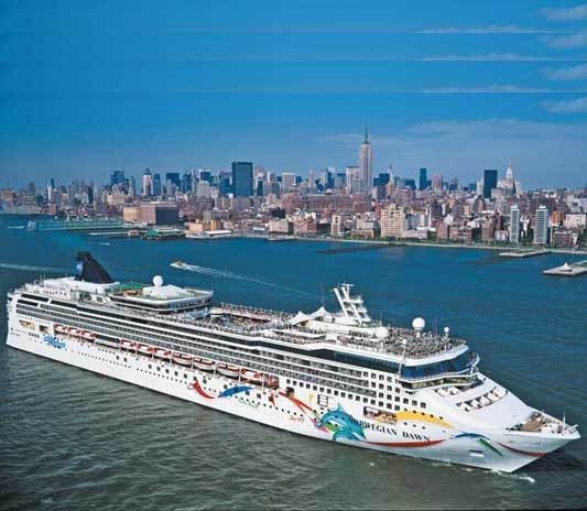 norwegian dawn 2