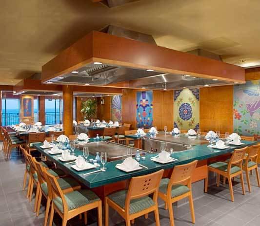 restaurante teppanyaki