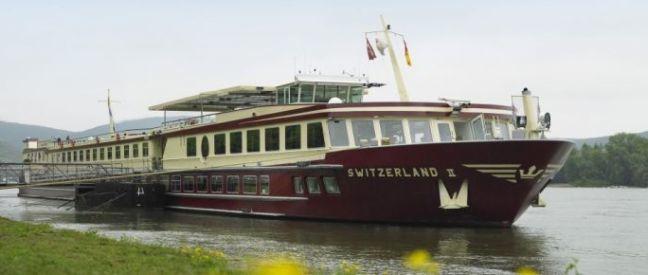 Imagen del barco MS Switzerland II