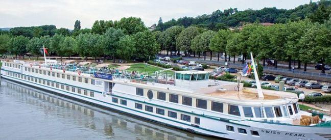Imagen del barco MS Swiss Pearl