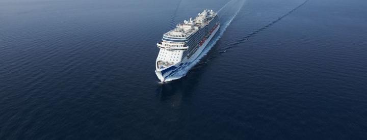 Imagen del barco Sky Princess