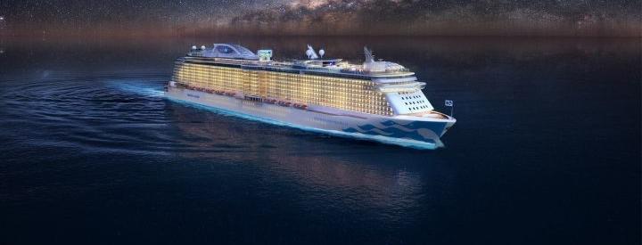 Imagen del barco Enchanted Princess