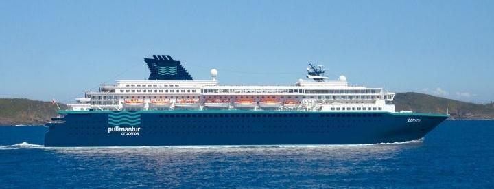 Imagen del barco Zenith