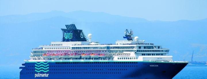 Imagen del barco Horizon (CF)