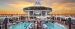 Cruceros Caribe Adventure of the seas desde San juan II