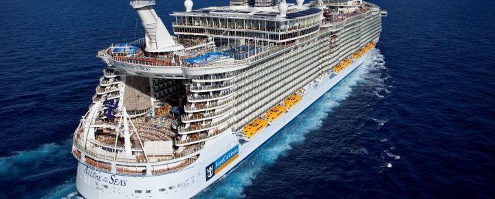 Crucero Mediterráneo Allure of the seas desde Barcelona