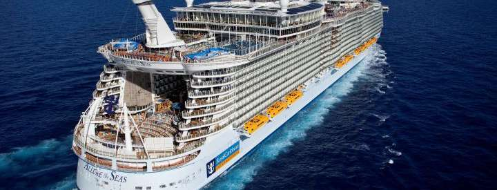 Imagen del barco Allure of the Seas