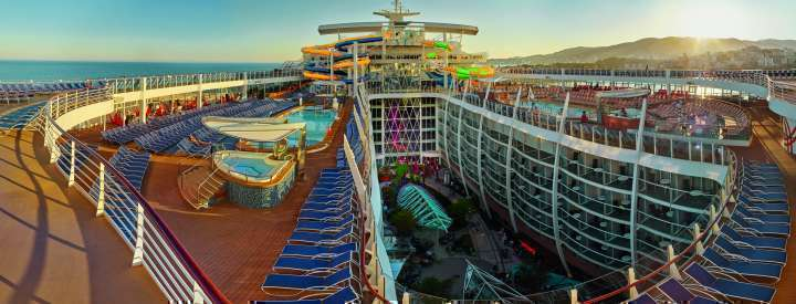 Barco Harmony of the Seas