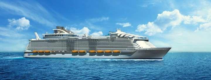 Imagen del barco Harmony of the Seas