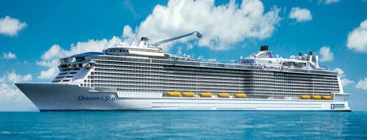 Imagen del barco Ovation of the Seas