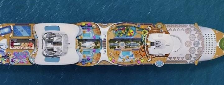 Imagen del barco Wonder of the Seas