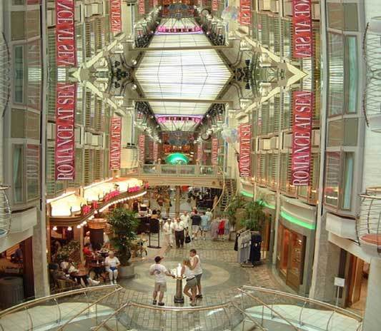 Calles de la Zona Residencial Aegyssus Zona-comercial-2