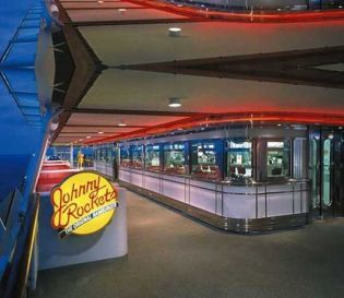 bar johnny rockets
