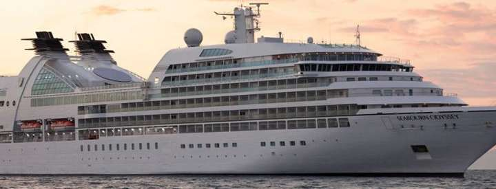 Imagen del barco Seabourn Odyssey