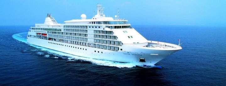 Imagen del barco Silver Whisper